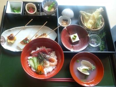 海鮮丼 昼
